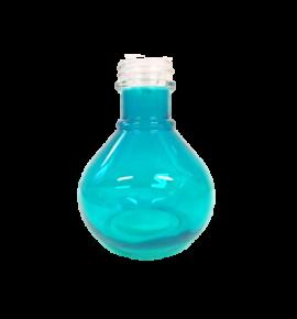 Aladin Barcelona vizipipa üveg - türkiz