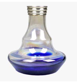 Aladin MVP 370 vízipipa üveg - kék-átlátszó