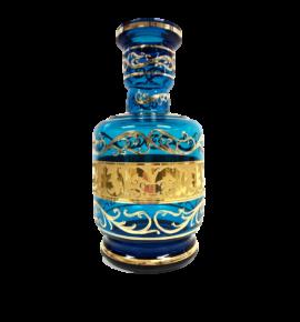 El Nefes Bohemian Budur vízipipa üveg - türkiz