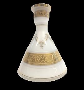 El Nefes Bohemian Khurafa vízipipa üveg - opál