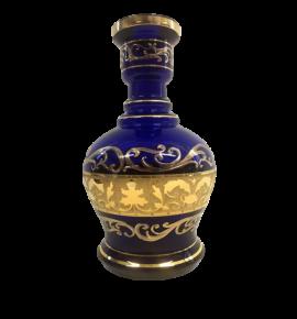 El Nefes Bohemian Nadim vízipipa üveg - kék