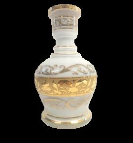 El Nefes Bohemian Nadim vízipipa üveg - opál