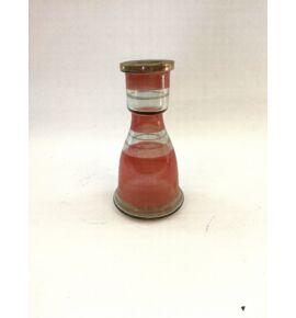 Top Mark vízipipa üveg - S - piros