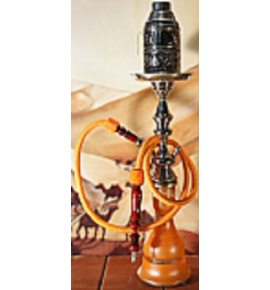 Top Mark vízipipa - 71 cm - narancssárga