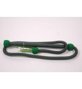 Classic Long mosható szívócső - zöld