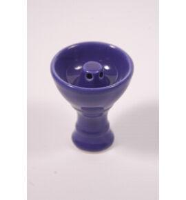 Kerámia dohánytölcsér - vortex kerámia - kék