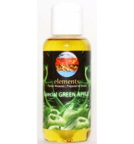 Elements dohányízesítő - Special green apple