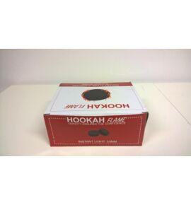 Hookah Flame vízipipa szén (33mm) - 100 darabos csomag
