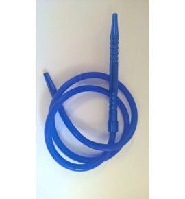 Hookah Flame szilikon szívócsõ szívóvéggel - kék