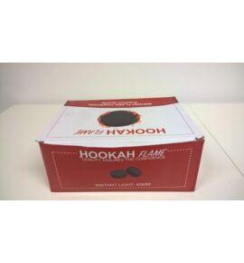 Hookah Flame vízipipa szén (40mm) - 100 darabos csomag