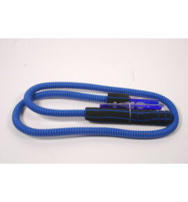 Hookah Pro Grip mosható szívócső - kék