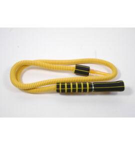 Hookah Pro Grip mosható szívócső - sárga
