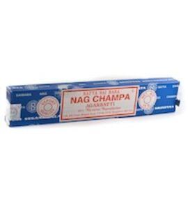 Satya Nag Champa füstölõ - Agarbati - 15 g