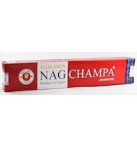 Golden Nag Champa füstölõ - 15 g