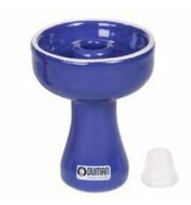 Oduman phunnel vízipipa kerámia dohánytölcsér - kék