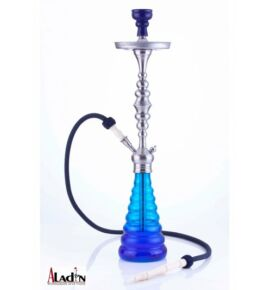 Aladin New York (Places) vízipipa - kék-türkiz