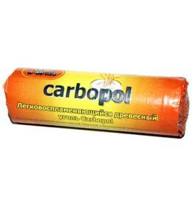 Carbopol faszén (40 mm) - 10 darabos csomag