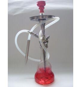 Aladin Madrid vízipipa - piros