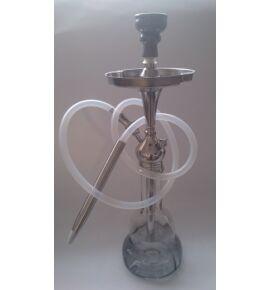 Aladin Madrid vízipipa - szürke