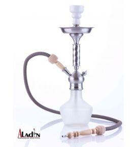 Aladin Mogadishu vízipipa - fehér