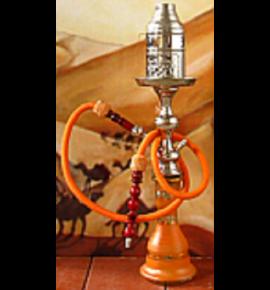 Top Mark vízipipa - 55 cm - narancssárga
