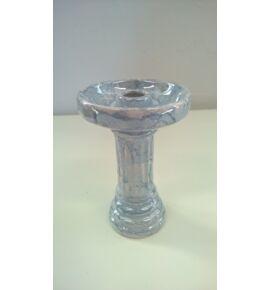 El Nefes porcelán dohánytölcsér - márvány-türkiz (106)