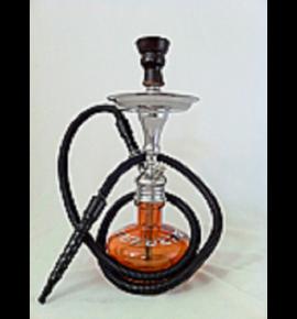 Aladin Tiny vízipipa - 35 cm - narancssárga