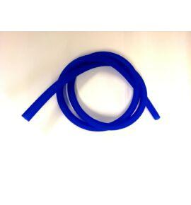 Hookah Flame matt szilikon cső - kék