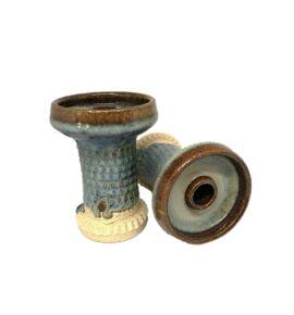 HC HighFire Neo vízipipa kerámia - szürke