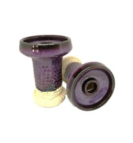 HC HighFire Neo vízipipa kerámia - lila