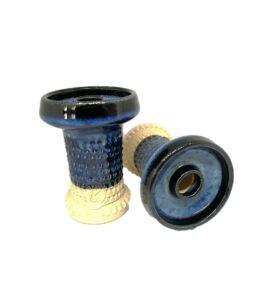 HC HighFire Neo vízipipa kerámia - kék