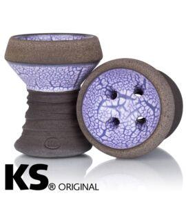 KS APPO ICE Edition vízipipa kerámia - kék