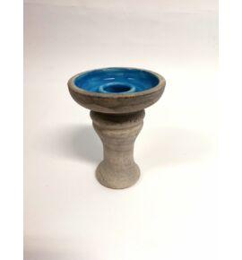 Olympia phunnel bowl dohánytölcsér - szürke-kék