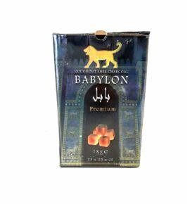 Babylon kókusz vízipipa szén - 1 kg