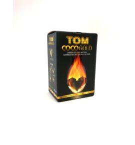 Tom cococha premium Gold szén - 1kg