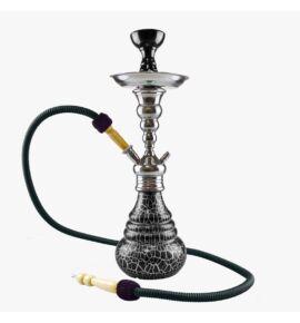 Aladin Berlin vízipipa - fekete