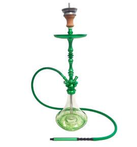 Hookah Flame Patch vízipipa szett - zöld