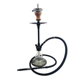 Hookah Flame Puffy vízipipa szett - fekete