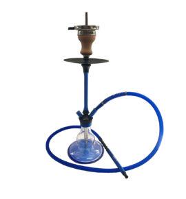 Hookah Flame Puffy vízipipa szett - kék