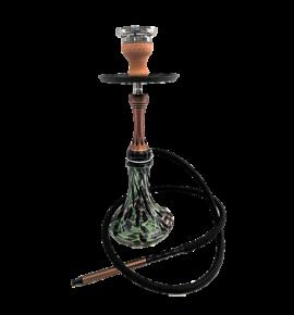 Hookah Flame Smokestack vízipipa szett - kávé