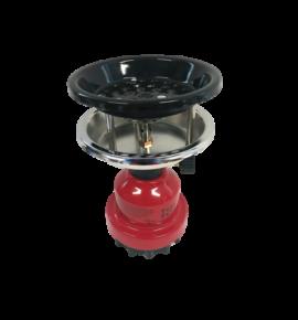 Hookah Flame kemping gázszénizzító - piros