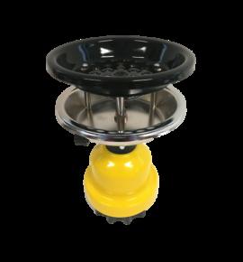 Hookah Flame kemping gázszénizzító - citromsárga