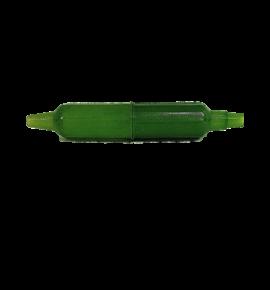 Mini Ice Bazooka Szívófej - zöld