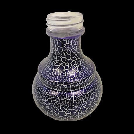 Aladin Berlin vízipipa üveg - lila