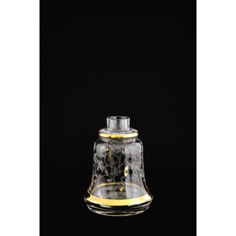El Nefes Bohemian Afsan vízipipa üveg