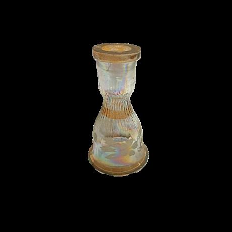 Víztartály - XS - átlátszó festett