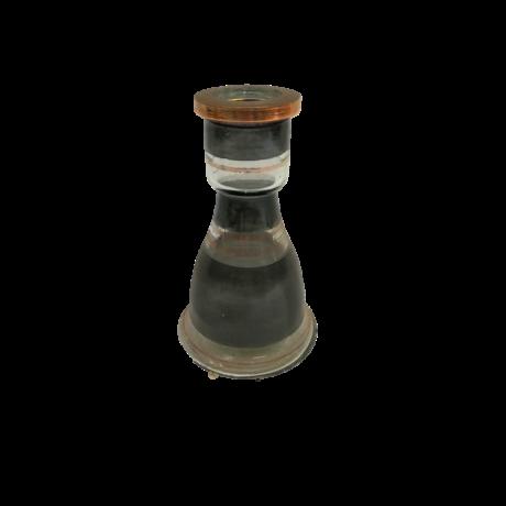 Víztartály - XS - fekete