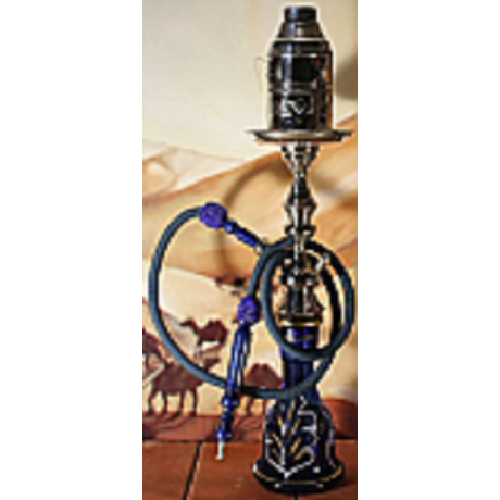 Top Mark vízipipa - 71 cm - kék