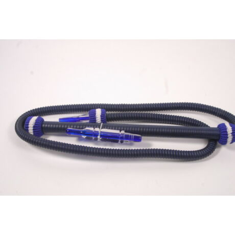 Classic Long mosható szívócső - kék