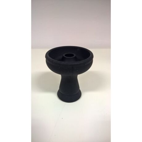 Hookah Flame szilikon phunnel vízipipa kerámia - fekete
